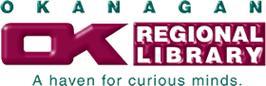 Okanagan Regional Library Logo